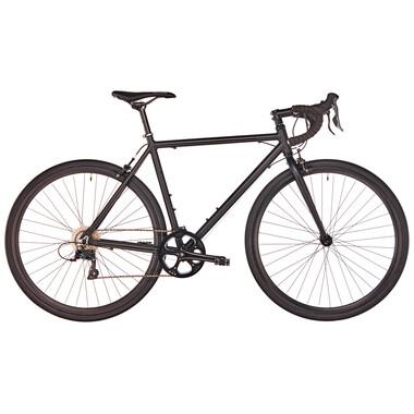 Vélo de Ville FIXIE INC. FLOATER RACE 8V Noir 2020
